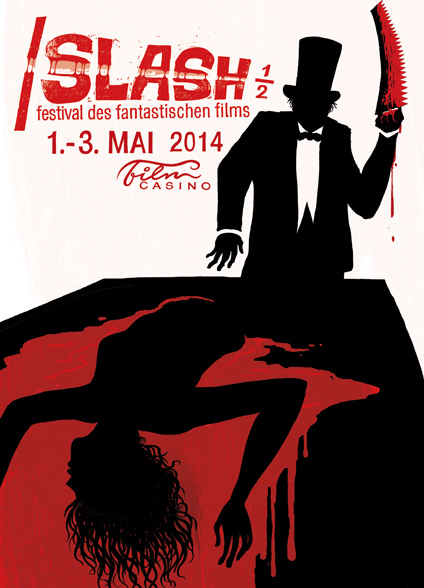 /slash Poster einhalb 2014