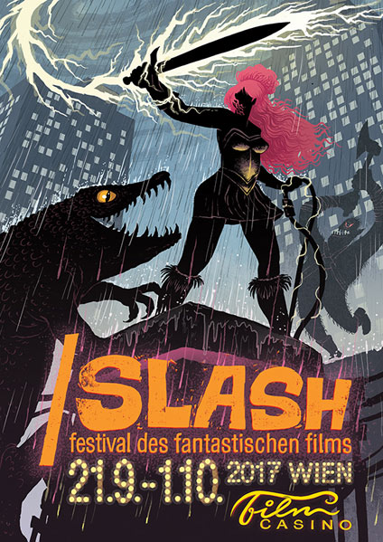 /slash Poster 2017